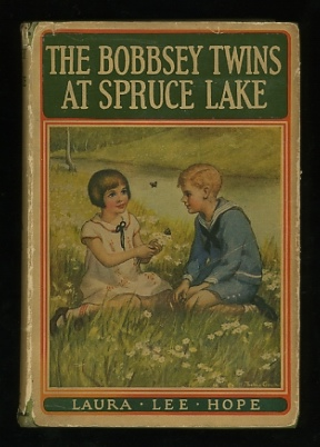 Image for The Bobbsey Twins at Spruce Lake