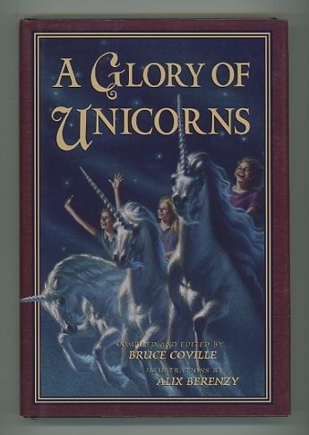 Image for A Glory of Unicorns