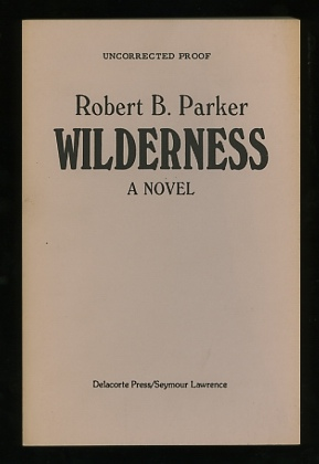 Image for Wilderness [uncorrected proof]