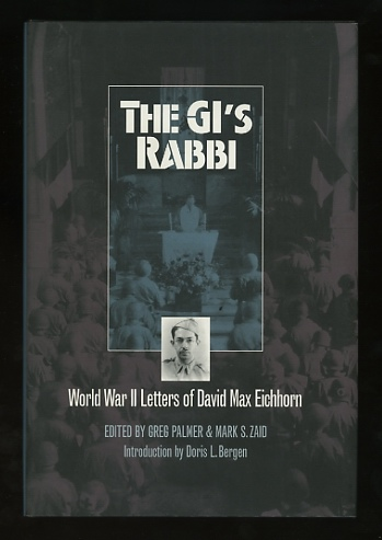 Image for The GI's Rabbi: World War II Letters of David Max Eichhorn