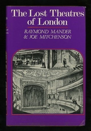 Image for The Lost Theatres of London
