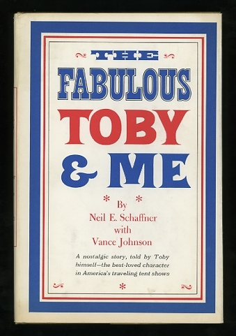 Image for The Fabulous Toby and Me
