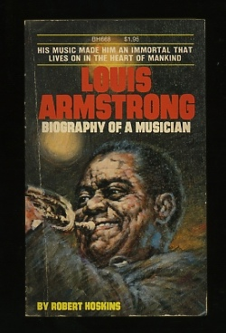 Image for Louis Armstrong: Biography of a Musician