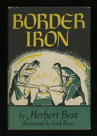 Image for Border Iron