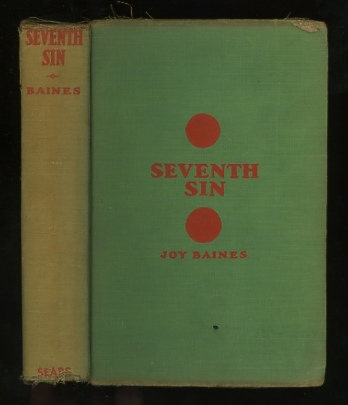 Image for Seventh Sin