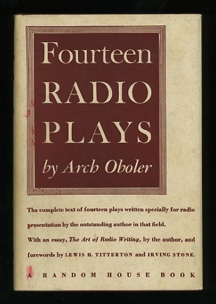 Image for Fourteen Radio Plays [*SIGNED*]