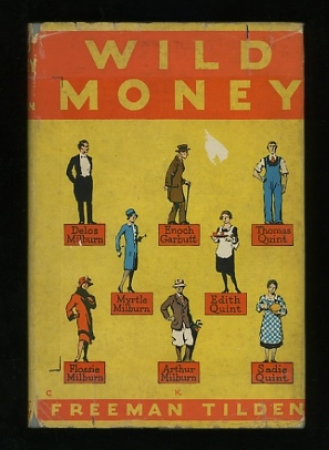 Image for Wild Money