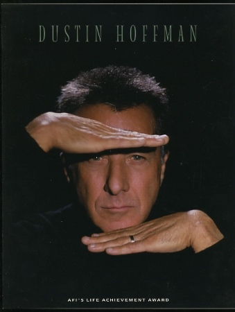 Image for AFI's 27th Annual Life Achievement Award, Honoring Dustin Hoffman, February 18, 1999 [tribute/program book]