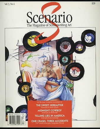 Image for Scenario: The Magazine of Screenwriting Art (Winter 1997) [includes MIDNIGHT COWBOY and THE SWEET HEREAFTER]