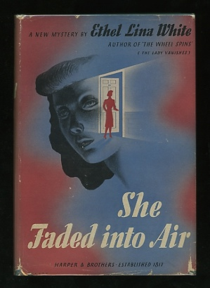 Image for She Faded into Air