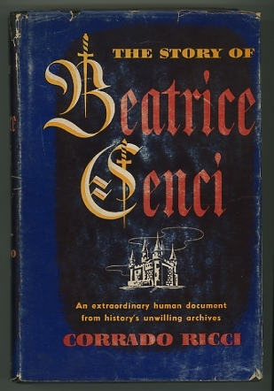 Image for Beatrice Cenci