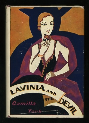 Image for Lavinia and the Devil