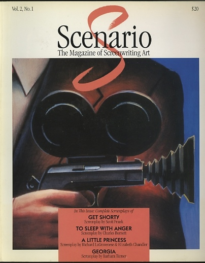 Image for Scenario: The Magazine of Screenwriting Art (Spring 1996) [includes GET SHORTY]