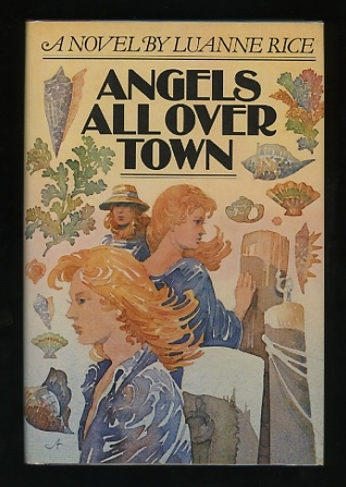 Image for Angels All Over Town