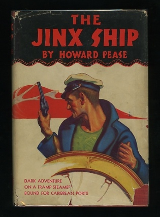 "Image for The Jinx Ship: The Dark Mystery That Befell Tod Moran When He Shipped as Fireman Aboard the Tramp Steamer ""Congo,"" Bound out of New York for Caribbean Ports"