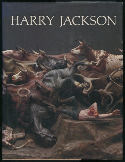 Image for Harry Jackson [*SIGNED* and inscribed by Jackson]