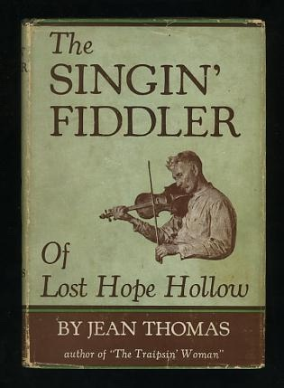 Image for The Singin' Fiddler of Lost Hope Hollow