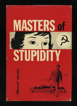 Image for Masters of Stupidity [*SIGNED*]