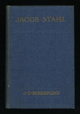 Image for The Early History of Jacob Stahl [*SIGNED*]
