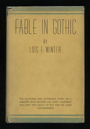 Image for Fable in Gothic