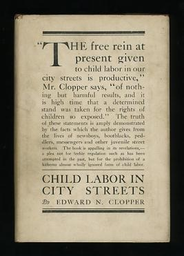 Image for Child Labor in City Streets