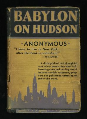 Image for Babylon on Hudson