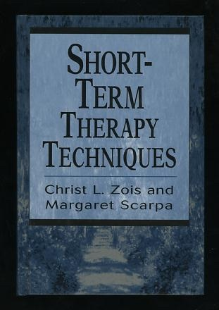 Image for Short-Term Therapy Techniques