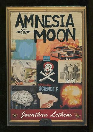 Image for Amnesia Moon [*SIGNED*]