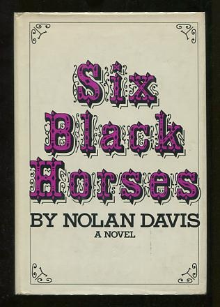 Image for Six Black Horses