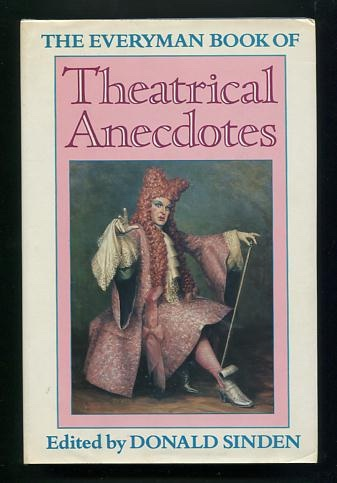 Image for The Everyman Book of Theatrical Anecdotes
