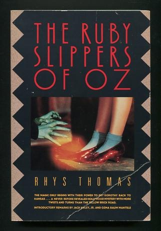 Image for The Ruby Slippers of Oz