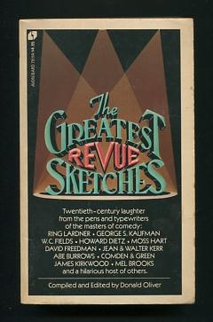 Image for The Greatest Revue Sketches