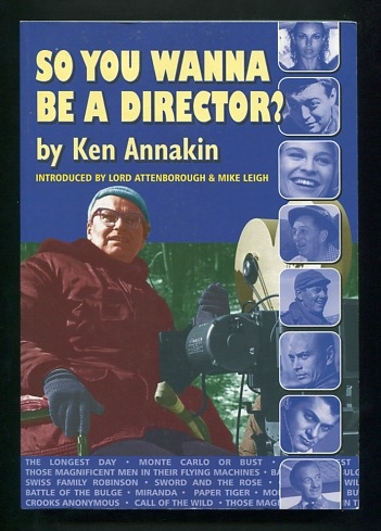 Image for So You Wanna Be a Director? [*SIGNED*]