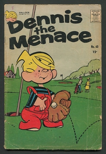 Image for Dennis the Menace (no. 60, July 1962)