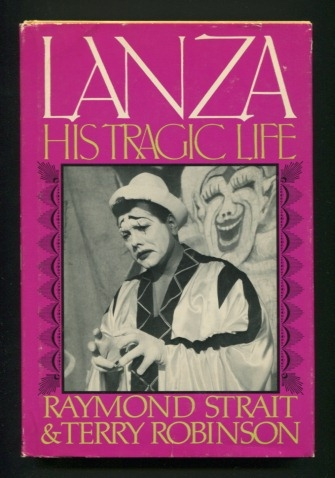 Image for Lanza: His Tragic Life [*SIGNED*]