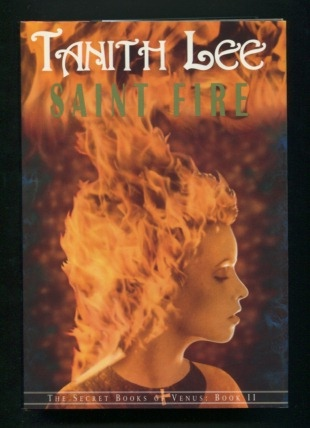 Image for Saint Fire (The Secret Books of Venus: Book II)