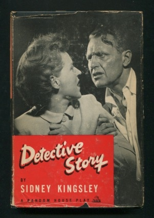 Image for Detective Story; a play in three acts