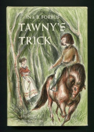 Image for Tawny's Trick