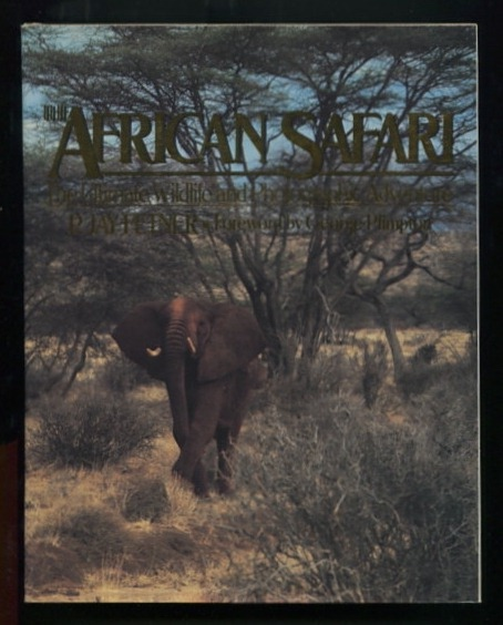 Image for The African Safari: The Ultimate Wildlife and Photographic Adventure
