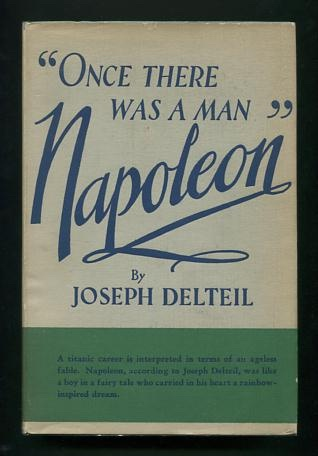 Image for Once There Was a Man: Napoleon
