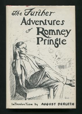 Image for The Further Adventures of Romney Pringle