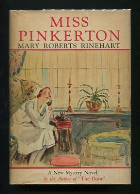 Image for Miss Pinkerton