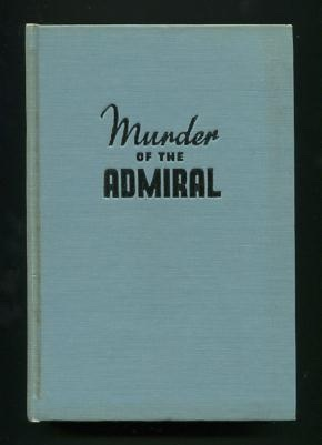 Image for Murder of the Admiral