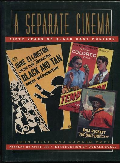 Image for A Separate Cinema: Fifty Years of Black-Cast Posters