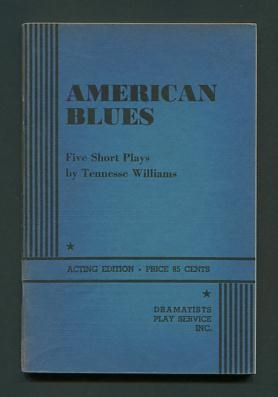 Image for American Blues: Five Short Plays