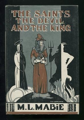 Image for The Saints, the Devil and the King