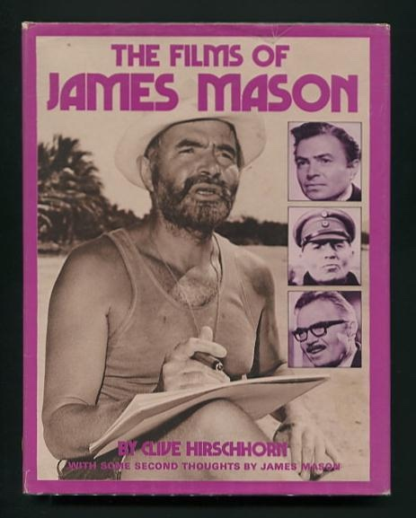 Image for The Films of James Mason [*SIGNED* association copy]
