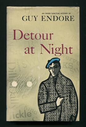 Image for Detour at Night; an Inner Sanctum Mystery