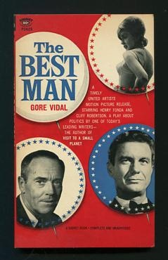 Image for The Best Man: A Play About Politics [movie tie-in edition]