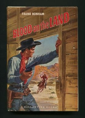 Image for Blood on the Land